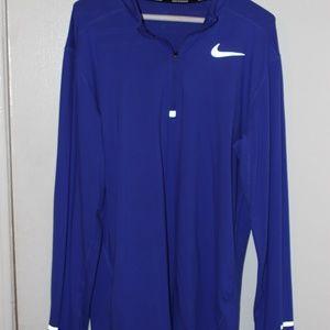Nike Quarter Zip Running Long Sleeve